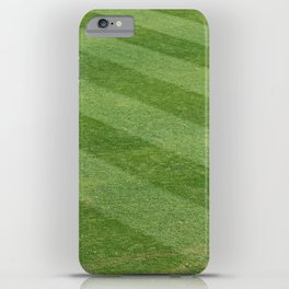 Play Ball! - Freshly Cut Grass - For Bar or Bedroom iPhone Case