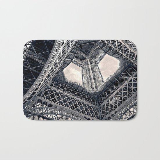 Eiffel Steel Bath Mat