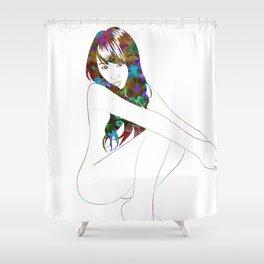 Beauty Endures Shower Curtain