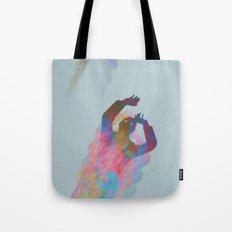 Falling Up Tote Bag