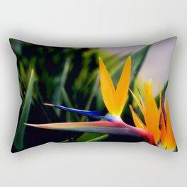 Strelitzia Rectangular Pillow