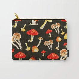 Brigt Mushrooms Carry-All Pouch