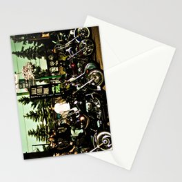 The rides of Millet Stationery Cards