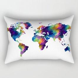 colour map 4 Rectangular Pillow