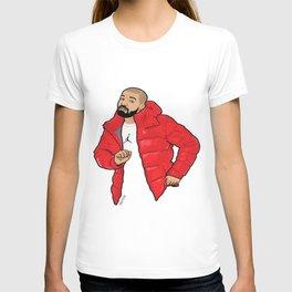 DRAKE dancing T-shirt