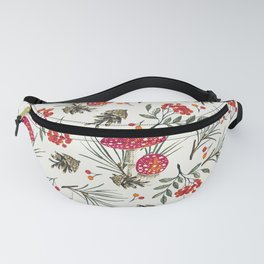 Colorful Forest 1B Fanny Pack