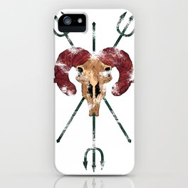 Terrifying Pirate iPhone Case