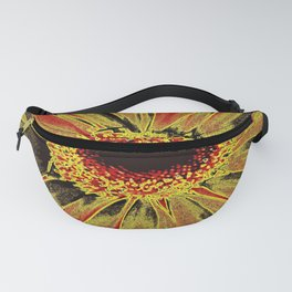 Burned Out Fanny Pack