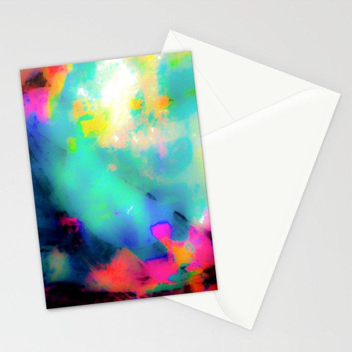 Broke the Kaleidoscope   Stationery Cards