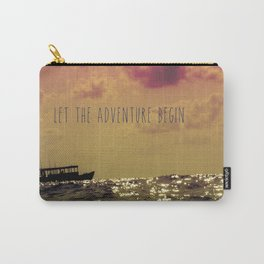 Let the adventure begin Carry-All Pouch