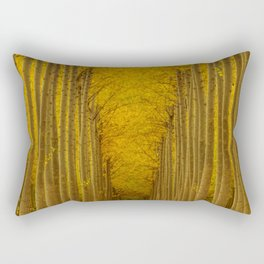 Tree Soldiers Rectangular Pillow
