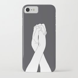 Never Let Me Go III iPhone Case