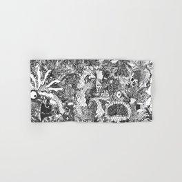 Monster Forest Hand & Bath Towel