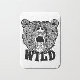 Bear Wild Bath Mat