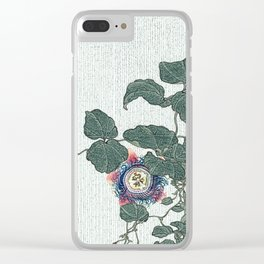 Rambling with Thoreau Clear iPhone Case