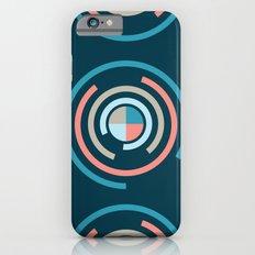 Colorful Circles V iPhone 6s Slim Case