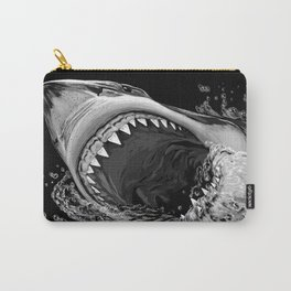 Shark Painting 2 Carry-All Pouch