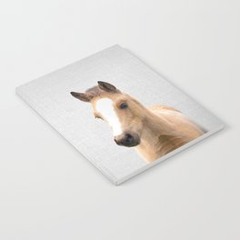 Baby Horse - Colorful Notebook