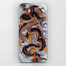 Lightning Cobra iPhone & iPod Skin