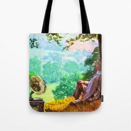 Out of time - Down time Tote Bag