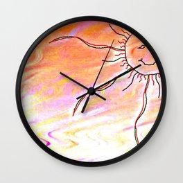 sunny Dayz Wall Clock