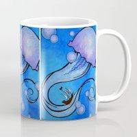 voyage Mugs featuring Voyage by CSNSArt