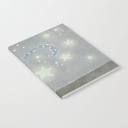 Gris the Starry Cat Notebook