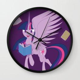 Keep Learning Wall Clock