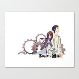Steins Gate Canvas Print