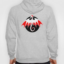 Dragon Logo 1 Hoody