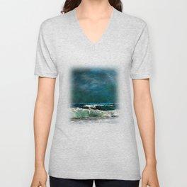 Amazing Nature - Ocean 2 Unisex V-Neck