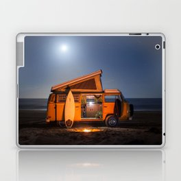 Surfing night Laptop & iPad Skin