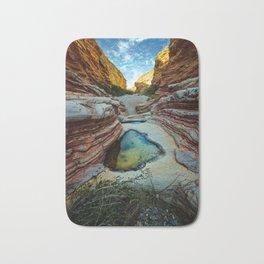 Ernst Canyon, Big Bend, Texas Bath Mat