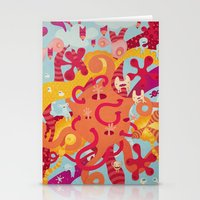 mad Stationery Cards featuring MAD by Piktorama