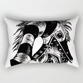Sandworm Rectangular Pillow