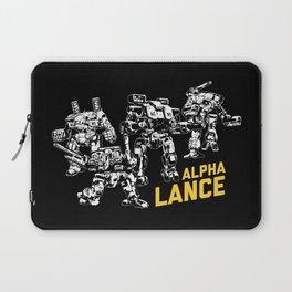 Alpha Lance Laptop Sleeve