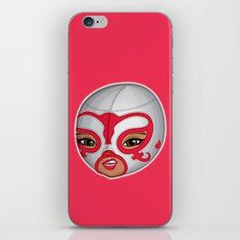 Viva la lucha - Portrait iPhone Skin