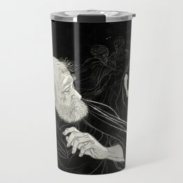 Betrayal in the Garden Travel Mug