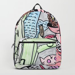 The Creative Process Backpack