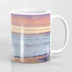 Clouds at Sunset Before the Storm, Santa Cruz Mug