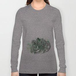 saltwater sleepy shakes Long Sleeve T-shirt