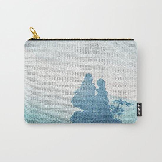 Mist under Uniki Carry-All Pouch