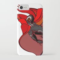 spawn iPhone & iPod Cases featuring Medieval Spawn by Robert Cooper