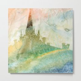 Unity - 23 Watercolor painting Metal Print