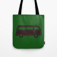 Vintage Adventure Tote Bag