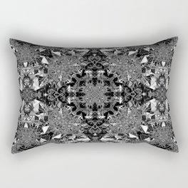 The Caverns Of Memory Rectangular Pillow