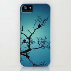 Pigeon Silhouette  Slim Case iPhone (5, 5s)