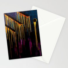 Fire of the Night Stationery Cards