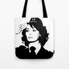 La Poliziotta Tote Bag