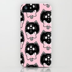 Witchy Kitten Slim Case iPhone (5, 5s)